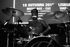 20151018 - Shape | Refugees Benefit Welcome Fest @ Musicbox Lisboa