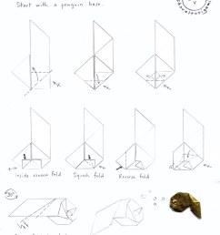chouett origami tags fish origami goldfish diagram poisson [ 826 x 1023 Pixel ]