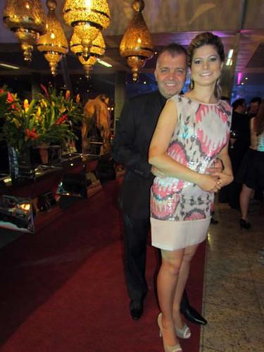 Fernanda e Evandro Alves