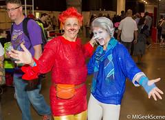 Motor City Comic Con B39