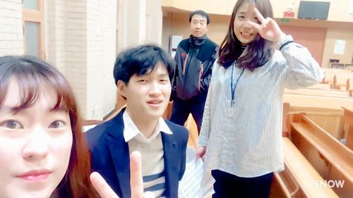 국진 민영 결혼식 축가팀_16