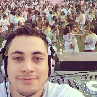 O DJ Lucas Alves