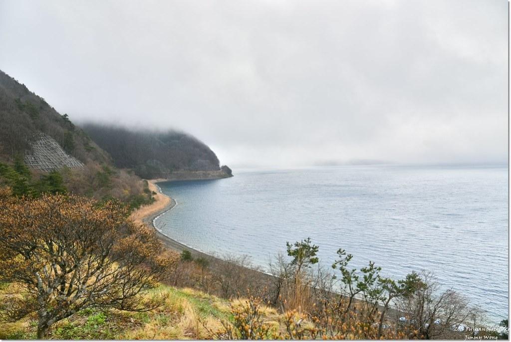 [日本富士山環山之旅]-山梨-本栖湖(千円札逆富士美景)-精進湖-西湖(富岳風穴/鳴澤冰穴)