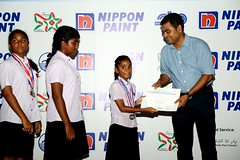 Nippon Paint 13th Inter School Swimming Competition 2015 395