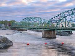 Green Bridge and Falls