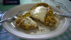 chicken fried steak, an american past time.