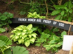 French Women are Proof of God by brewbooks