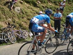 Col du Glandon and Hincapie
