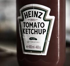 Heinz ketchup - 57 varieties