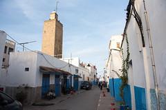 Oudayas - blue town