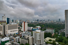 Bangkok morning