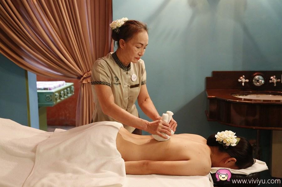 [泰國.曼谷]Oasis Spa Bangkok Sukhumvit 51~身心舒暢.芳香熱精油按摩(線上預訂獨家85折優惠) @VIVIYU小世界