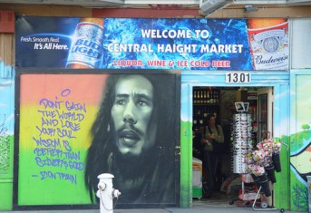 Mural Bob Marley