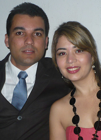 Juliana e Marcelo Lana
