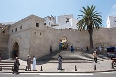 Main Entry of Medina - Bab el-Okla