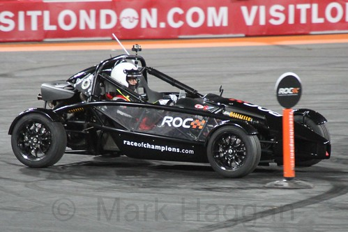The Race of Champions, Olympic Stadium, London, November 2015