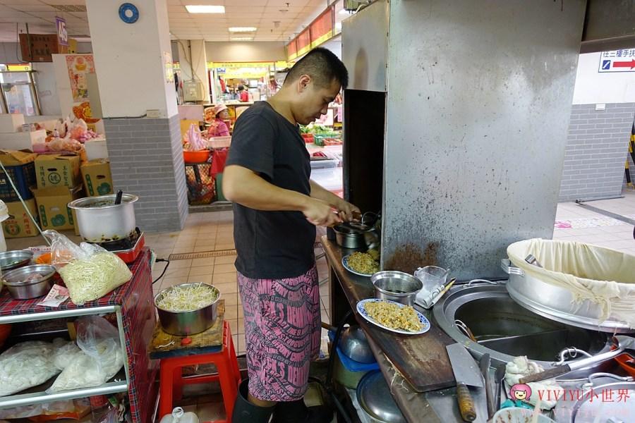 [三峽.美食]香噴噴的阿香麵店.三峽公有市場小吃~乾淨的銅板美食.小菜也推薦 @VIVIYU小世界