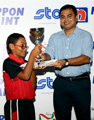 Nippon Paint 13th Inter School Swimming Competition 2015 409