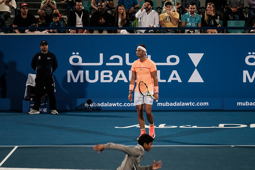 """Rafael Nadal Unhappy with his performance • <a style=""""font-size:0.8em;"""" href=""""http://www.flickr.com/photos/125636673@N08/31842006262/"""" target=""""_blank"""">View on Flickr</a>"""