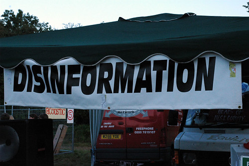 disinformation is king by ramtops.
