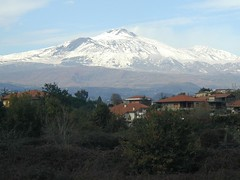 Etna volcano