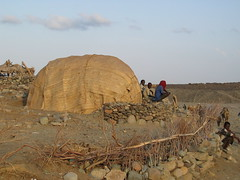 An Afar home