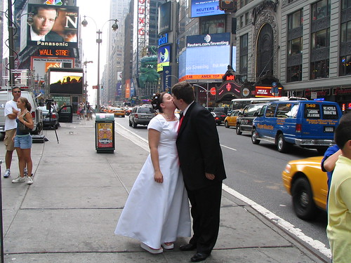 The Kiss at Times Square