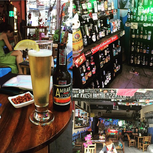 150 Sorten #Bier 150 kinds of #Beer  @ #Enjoy #BKK #Bar & #Bistro #Bangkok #Thailand   #thailoup #traveloup