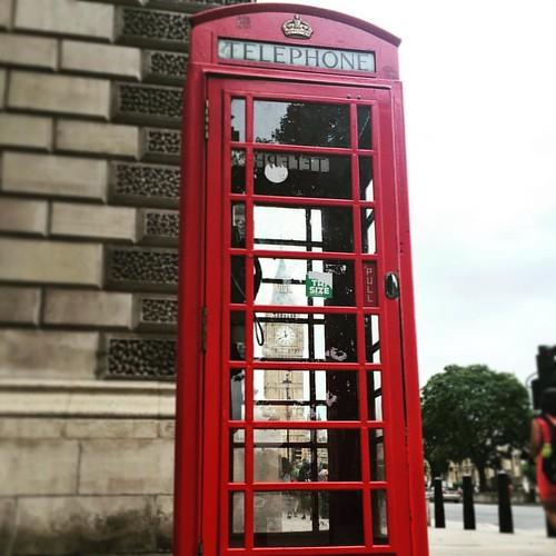 call me!  @ #BIGben #telephone #London #LDN #traveloup
