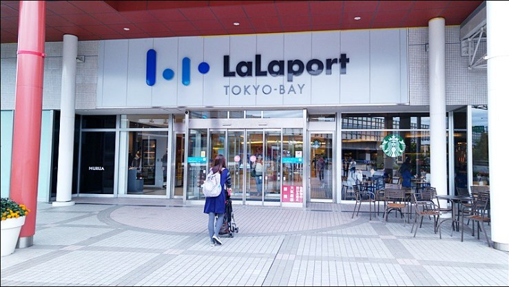LaLaport TOKYO.BAY