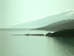Ikaria 231 (isl_gr (away on an odyssey)) Tags: sea poem hiking beautyconcealed ikaria icaria  aegean trails blogged samos  hikingikaria  gialiskari cavafy kavafis   atheras  themorningsea