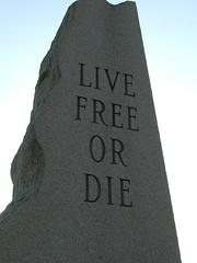 granite state motto