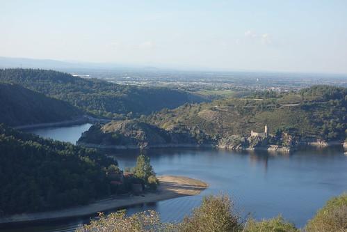 Et voici la Loire et en particulier une jolie presqu'île.