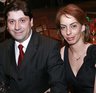 Luís Márcio Ramos e Adriana