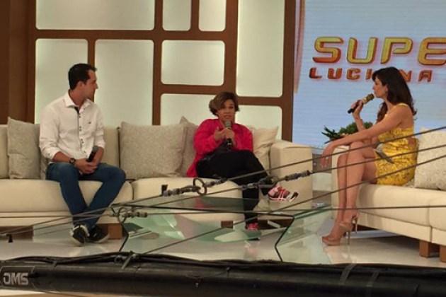 Claudia Rodrigues fala sobre doença no 'Superpop': 'Penso que quero botar a mão no copo, mas não vai'