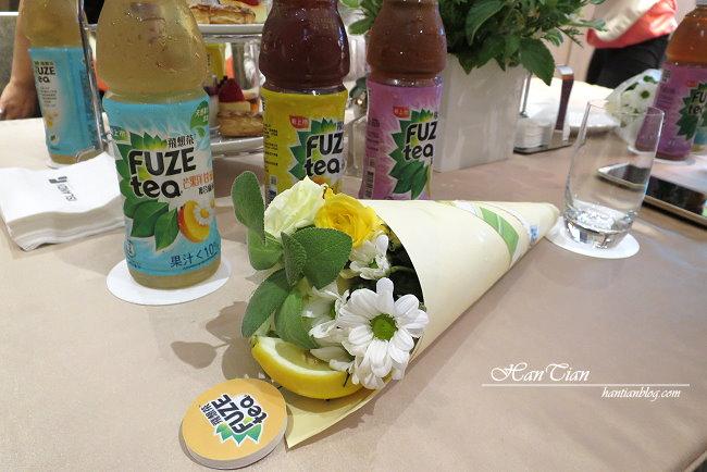 【邀請】FUZE tea 飛想茶混搭風 蹦出好滋味 讓人生更有味 新品發表會 – 涵天食尚玩樂生活誌