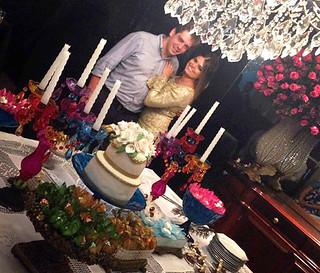 Rafael e Ana Lúcia