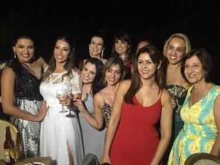 Gera Reis, Jakeline Mendonca, Yana Carneiro, Adriana Mendonca, Pollyana Machado Freitas e Mel Morais.