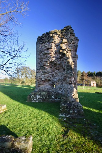 Croxden Abbey