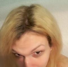 Blondierwäsche