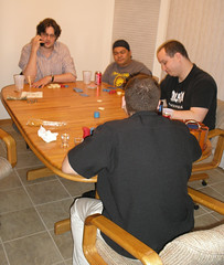 Back At The Poker Game