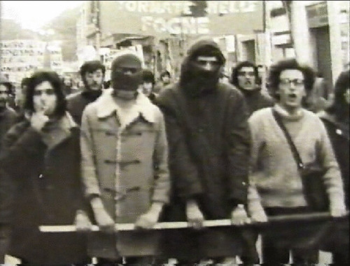 27 ottobre 1969 - Pisa da agitazioni.
