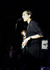 "Savages - 2015 NYC Residency, Mercury Lounge, New York City, NY 1-21-15 • <a style=""font-size:0.8em;"" href=""http://www.flickr.com/photos/79463948@N07/22937923234/"" target=""_blank"">View on Flickr</a>"