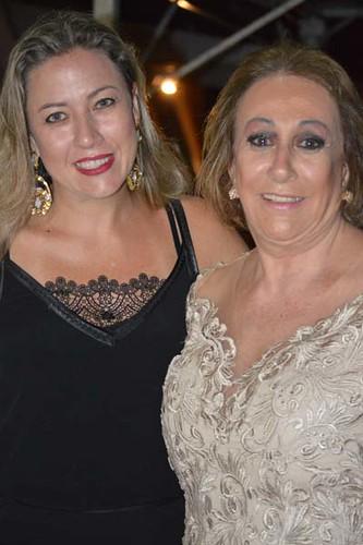 Flávia Cota e Míriam Cota