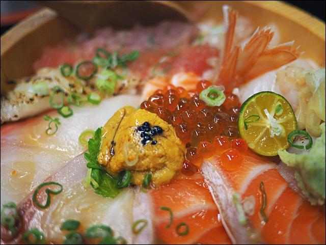 [高雄] 福川町手作壽司丼飯 去墾丁路過高雄離交流道近的餐廳 | 酷麥克同名網誌