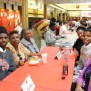 9th Grade Crusaders Welcome Grandparents For Lunch