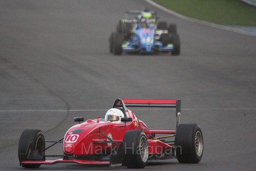 Neil Harrison in the Monoposto Tiedman Trophy during the BRSCC Winter Raceday, Donington, 7th November 2015