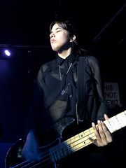 "Savages - 2015 NYC Residency, Mercury Lounge, New York City, NY 1-21-15 • <a style=""font-size:0.8em;"" href=""http://www.flickr.com/photos/79463948@N07/23540112046/"" target=""_blank"">View on Flickr</a>"