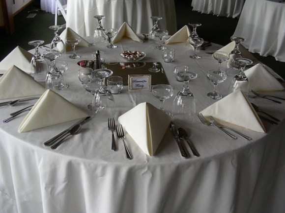 Table Setting by tracyhunter.