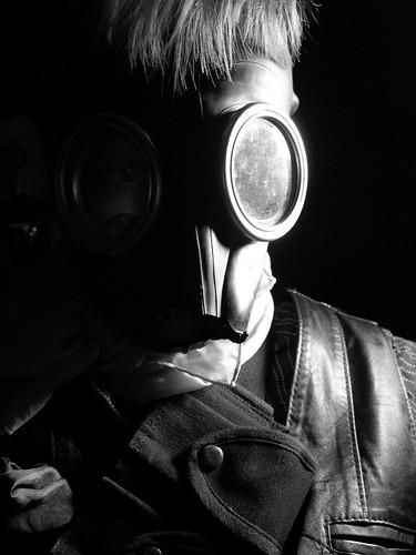 The Masked Mechanic